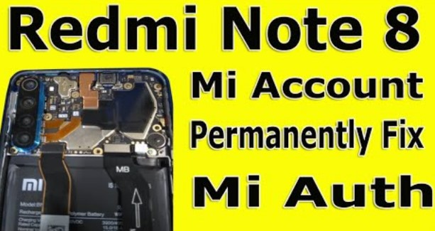 Remove Redmi Note 8 (Global) Mi Account [Without VPN Just Flashing] (Locked Bootloader)