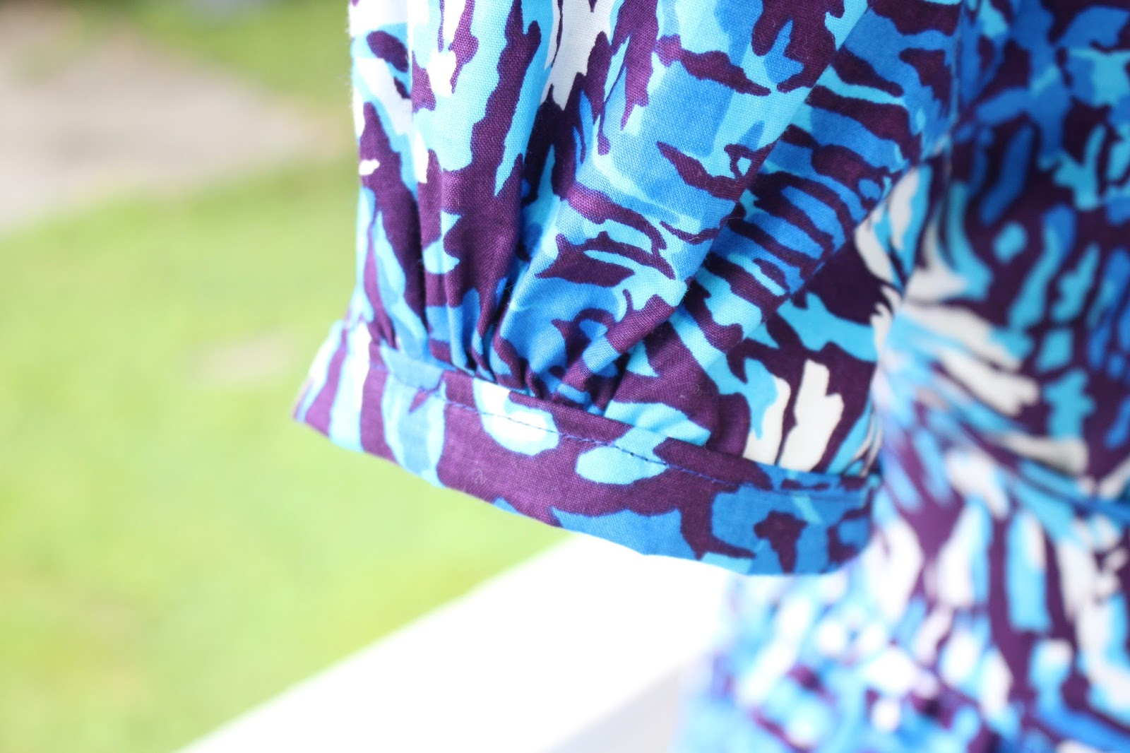 My Style Oasis, Ankara Dress