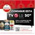 """Consigue una TV de 50"""" con Amstel"""
