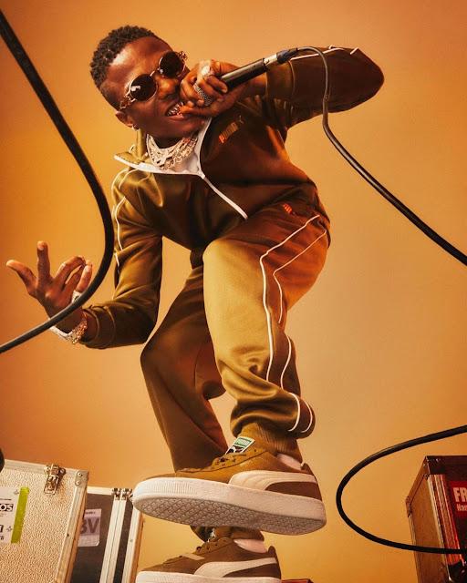 'I Have Another Album Ready' - Wizkid Surprises Fans With Announcement