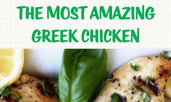 The Most Amazing Greek Chicken