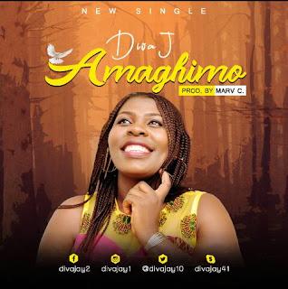 Gospel Music] Diva J _ Amaghimo Prod  by Marv C  - Binafeya
