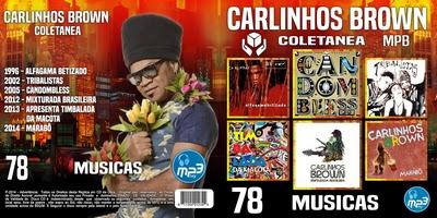 Coletânea Carlinhos Brown 2016