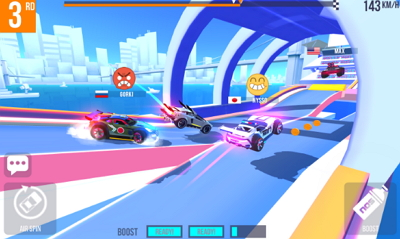 Download SUP Multiplayer Racing MOD APK Unlimited Money