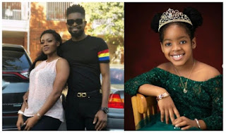 Basketmouth And Wife Elsie Okpocha, Celebrate Daughter's Birthday [Photos]