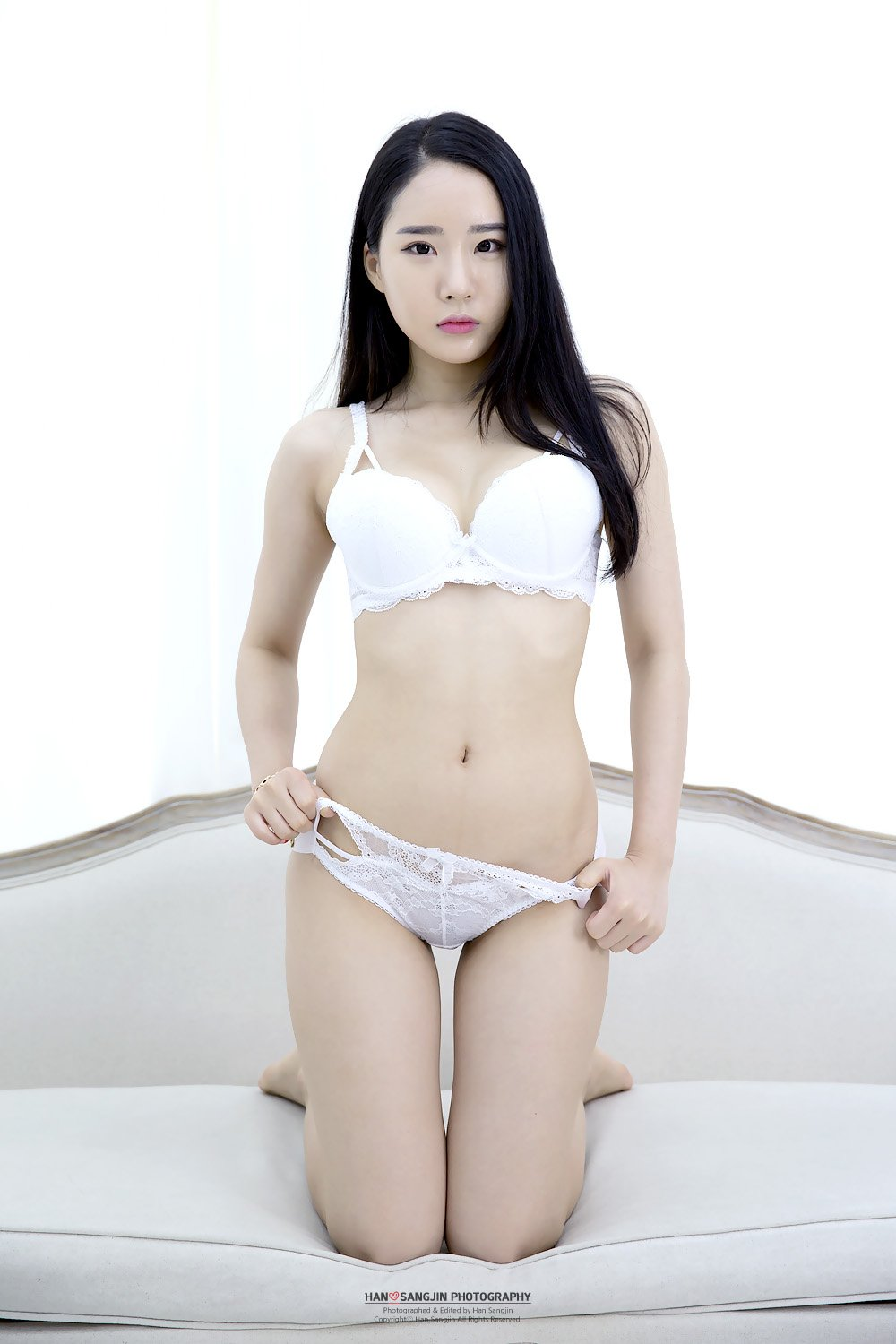 Image Korean Model - Byeol Yi - Lingerie Set Collection - TruePic.net - Picture-4