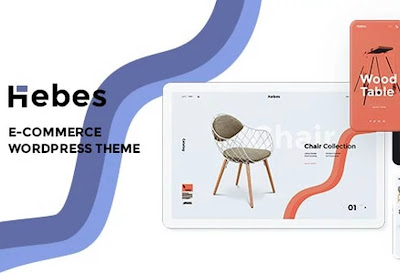 Hebes V.1.7 - MultiPurpose WooCommerce WordPress Theme Nulled