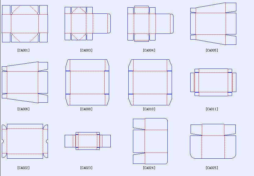packmage corrugated and folding carton box packaging design software