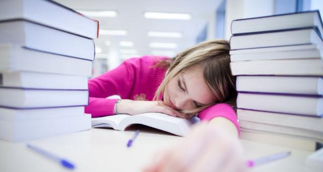 Kesalahan belajar yang sering dilakukan siswa