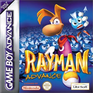 Rom de Rayman Advance - GBA - PT-BR - Download