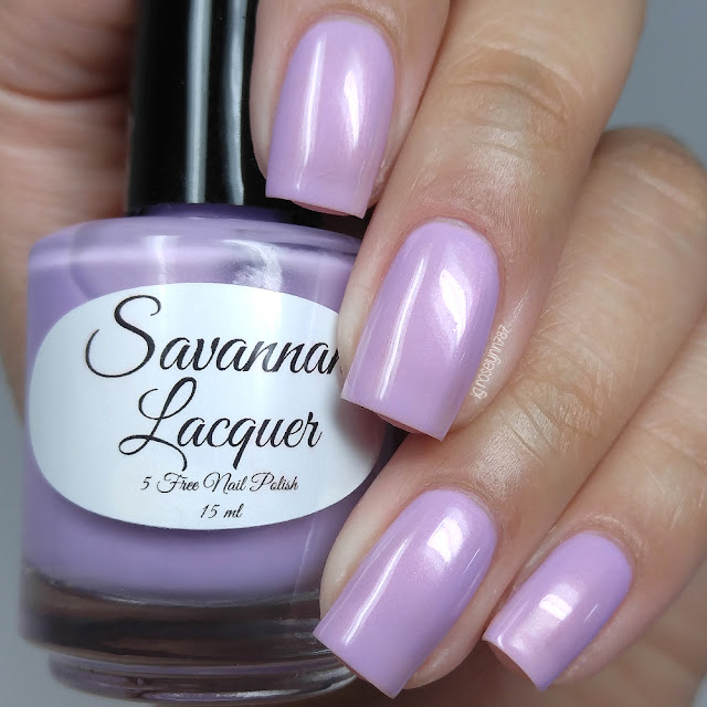 Savannah Lacquer - Grape Taffy