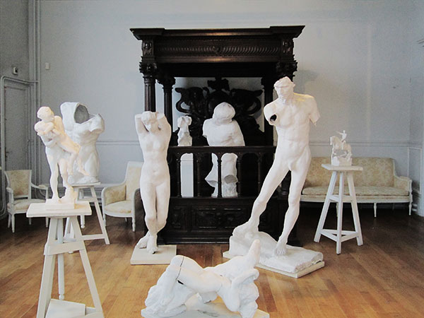 At the Museum   Rodin: Sculpted Emotions