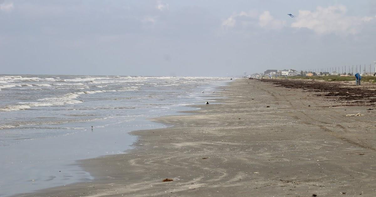 Peregrination: May 31 - Galveston Island State Park