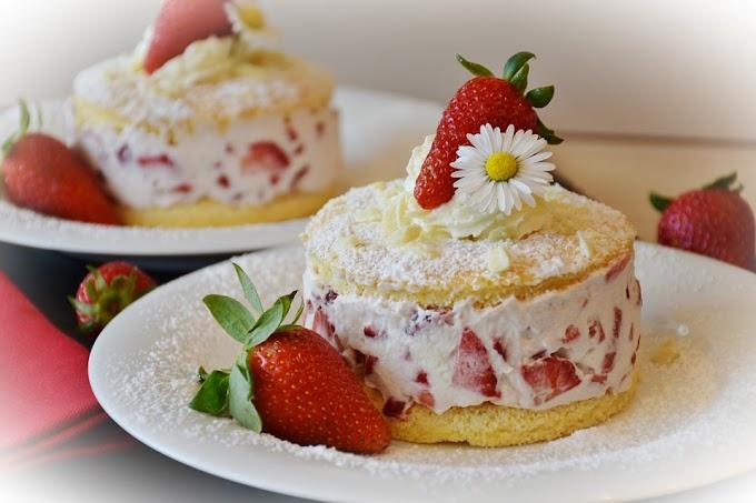 Cursos de repostería para hacer tartas de fresas