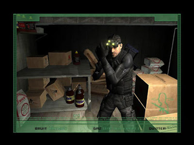 Download Tom Clancys Splinter Cell Torrent PC