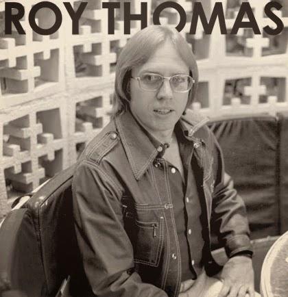 Resultado de imagem para roy thomas avengers