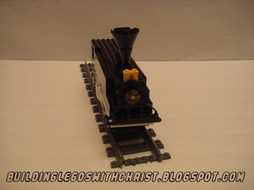 polar express lego train set # 67