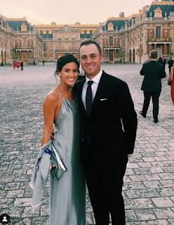 Justin Thomas Girlfriend Jillian Wisniewski