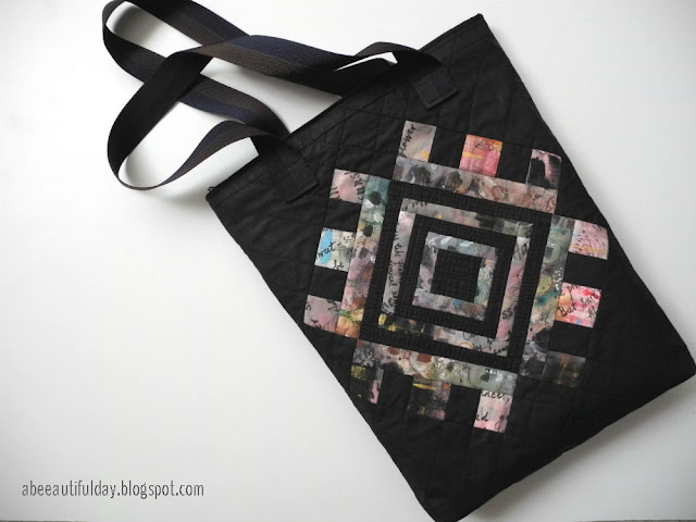 New patchwork block - abeeautifulday.blogspot.com