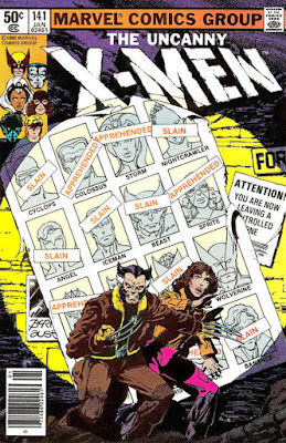 X-Men #141, Days of Future Past