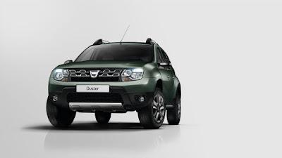 Ντεμπούτο για την νέα γενιά Dacia Duster το 2017