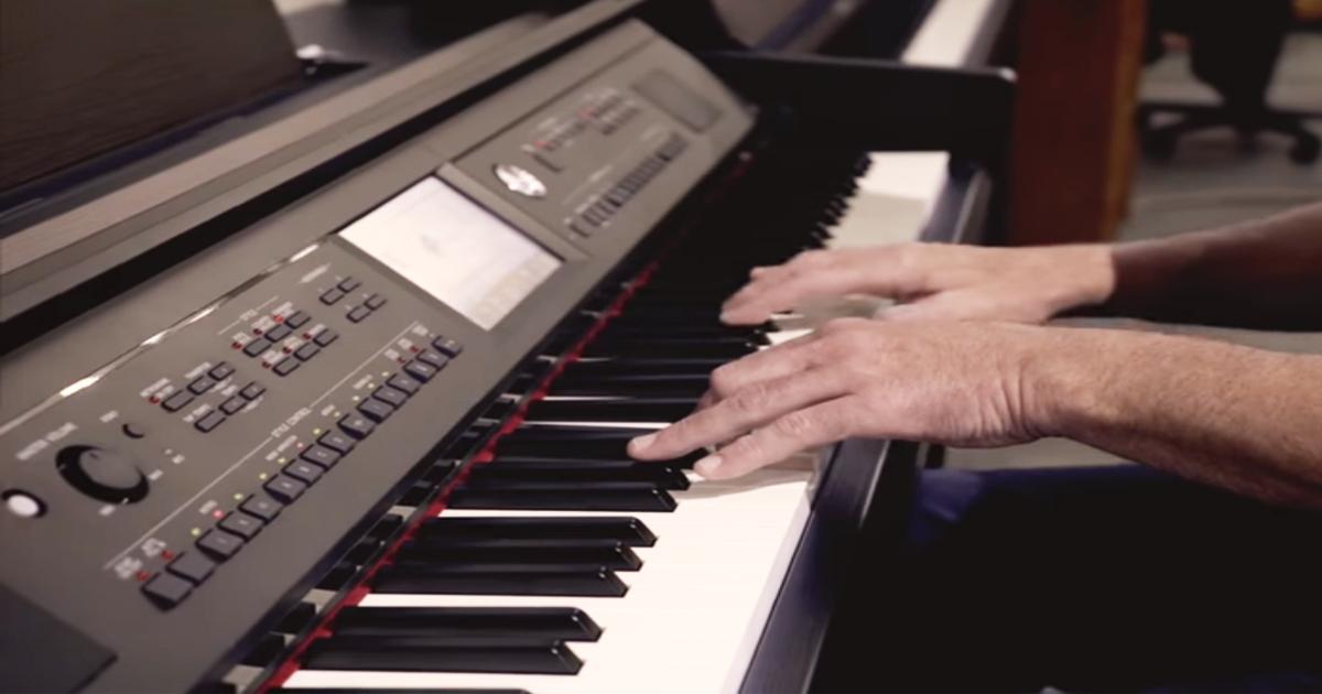 Nơi bán Đàn Piano Điện Yamaha Clavinova CVP-705B giá rẻ nhất