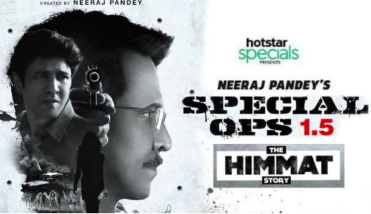 Special Ops 1.5 - The Himmat Story: Release Date, Plot, Cast