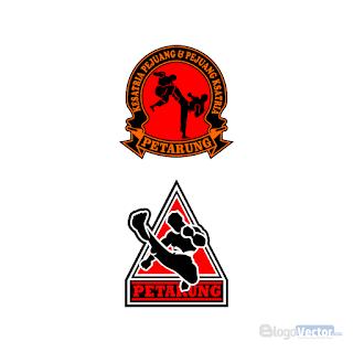 Tarung Derajat-Petarung Logo vector (.cdr)