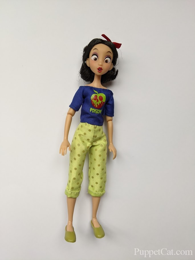 Мини кукла Белоснежка из набора Ральф против Интернета