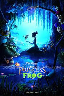 La Princesa Y El Sapo (2009) [Latino-Ingles] [Hazroah]