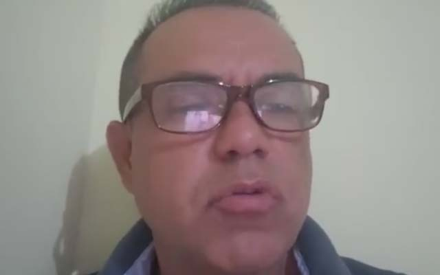 Ex-prefeito de Capim Grosso, Itamar Rios está com coronavírus