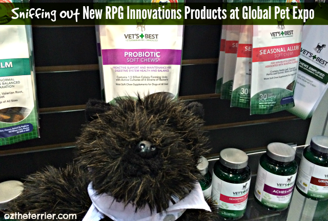 New products from RPG Innovations family of brands at Global Pet Expo