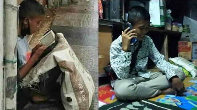 Rezeki Anak Soleh! Nasib Pemulung Viral Baca Quran di Emperan, Nasib Seketika Berubah, Jadi Direktur