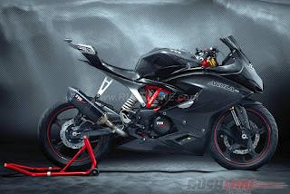 fastest bike by TVS