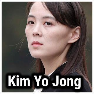 Kim Yo Jong la hermana de Kim Jong Un
