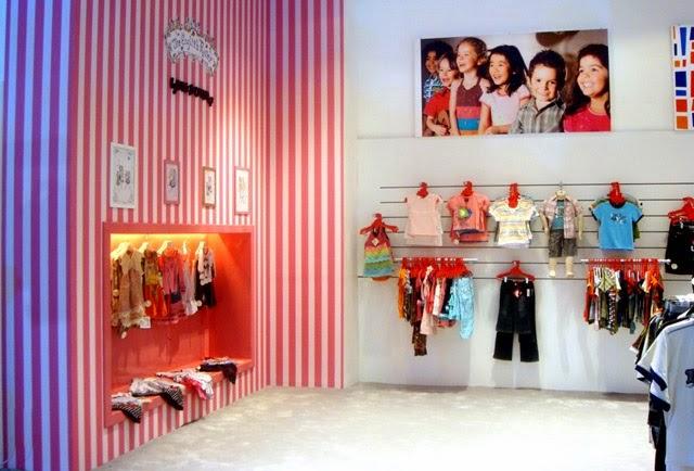 c8bbc1043 افكار رائعة لتصميم محلات الملابس | Interior TIPS