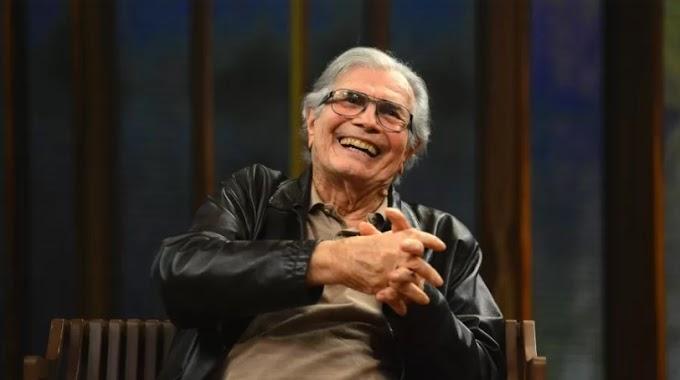 Ator Tarcísio Meira falece aos 85 anos por complicações da Covid-19