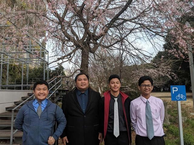 PH High School Students win at International Science Fair