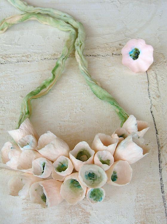 Eco wedding design : Eco gioielli