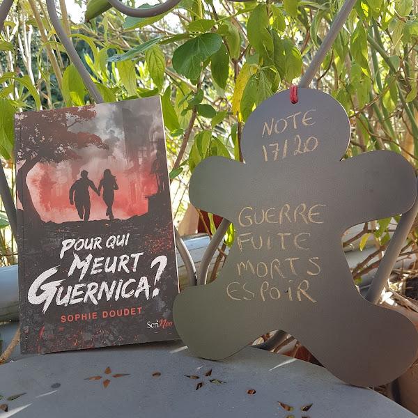 Pour qui meurt Guernica ? de Sophie Doudet