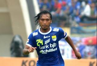 Persib Bandung Lepas Hariono