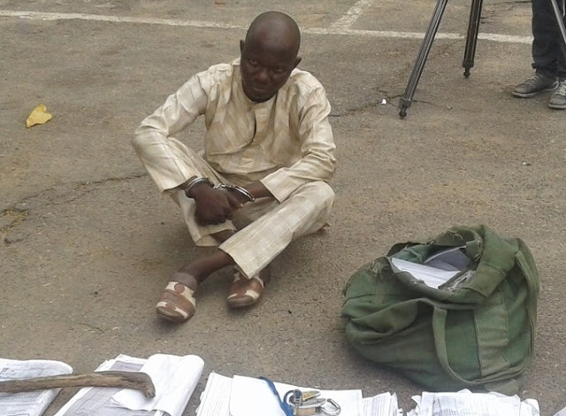 Police Arrest Pastor For Operating Fake WAEC Examination Centre In Lagos
