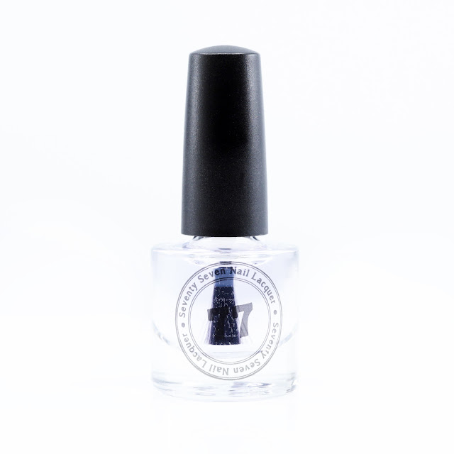 Seventy-Seven Nail Lacquer Over the Top