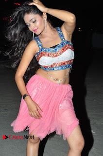Actress Dancer Shriya Vyas Pictures at Araku Road Lo Audio Launch  0037