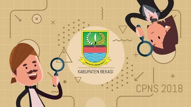 Kabupaten Bekasi Membuka Lowongan CPNS 2019 dengan 464 Formasi
