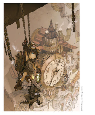 Manga: Reseña del Artbook Pone: El arte de Posuka Demizu - Norma Editorial