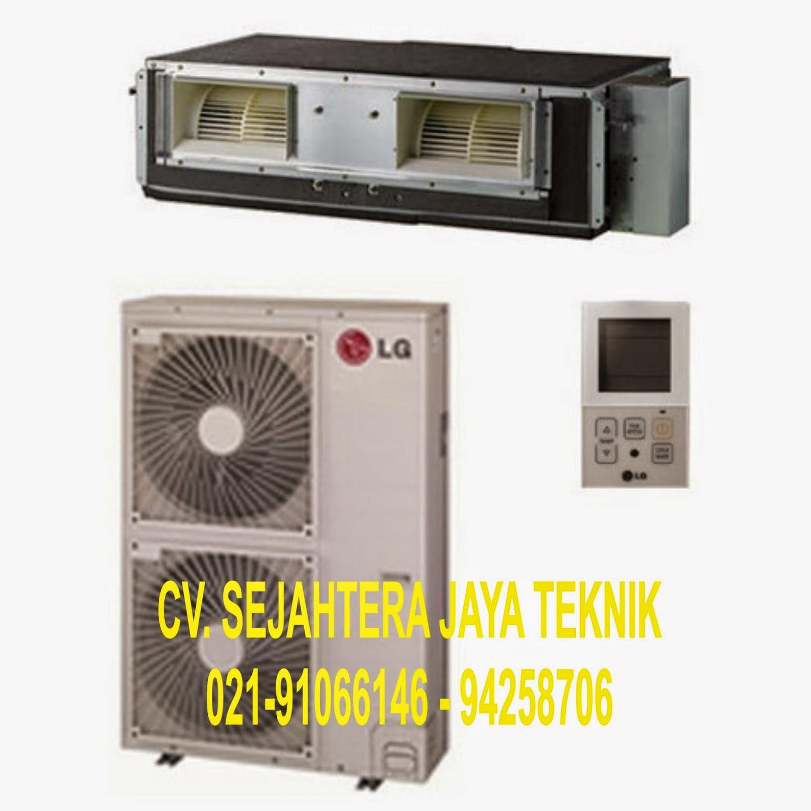 SERVICE AC SPLIT DUCT DI JAKARTA PUSAT