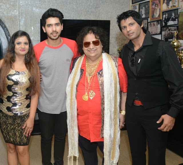BAPPI LAHIRI'S MUSICAL COMPOSITION FOR ARMAAN MALIK