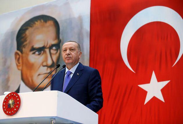 Ο κεμαλικότερος των κεμαλιστών Ρετζέπ Ταγίπ Ερντογάν