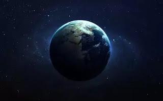 Earth's rotation speed